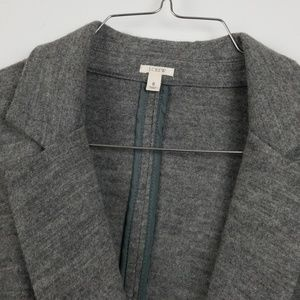 J. Crew Jackets & Coats - J. CREW 100% WOOL DOUBLE BREASTED BLAZER SIZE 6